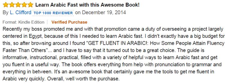 review get fluent